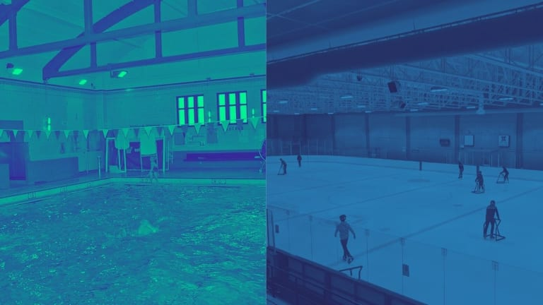 Register online to a free activity _ pool hockey skate