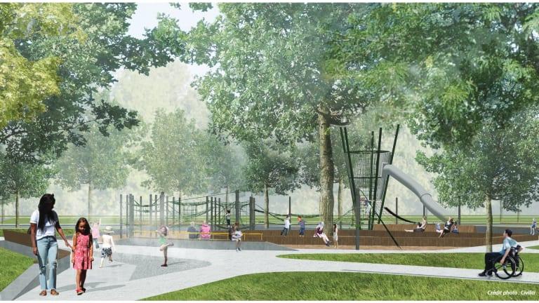 Pôle famille - Parc La Fontaine