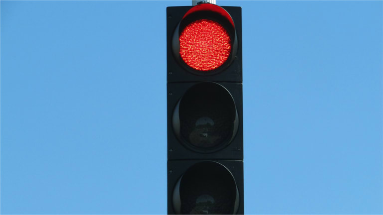 Travaux de remplacement des feux de circulation