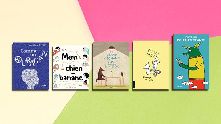 Prix du livre jeunesse des Bibliothèques de Montréal 2021