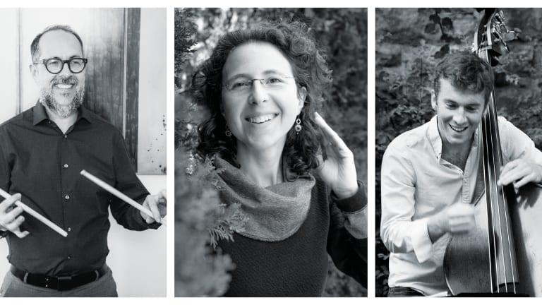 Image du Trio avec Marianne Trudel