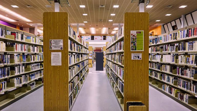 Bibliothèque Anjou