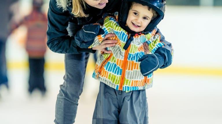 patinage libre.
