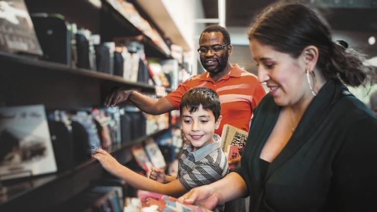 Une bibliothèque et un espace culturel commun pour Ahuntsic-Cartierville et Montréal-Nord