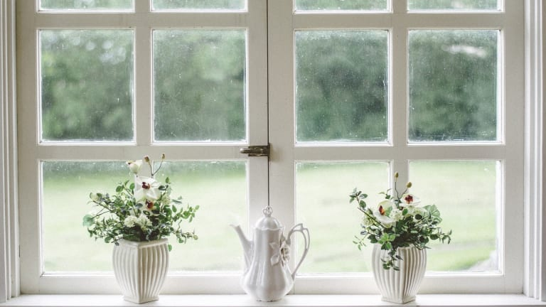 Changement des fenêtres d'une propriété