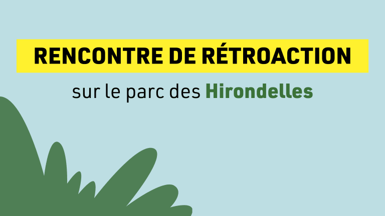 ac-Rétroaction virtuelle sur le parc Des Hirondelles