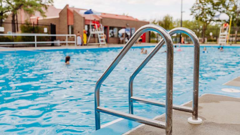 piscine parc Ferland