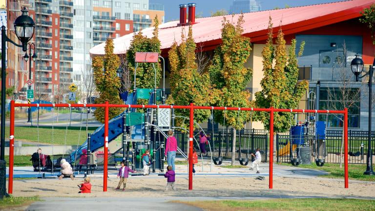Parc Arthur-Therrien, 2012