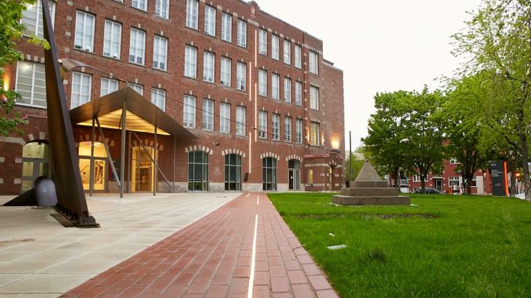 Quartier Villeray dans l'arrondissement Villeray–Saint-Michel–Parc-Extension à Montréal.