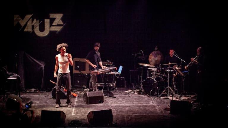 Photo du spectacle Âme en Exil.
