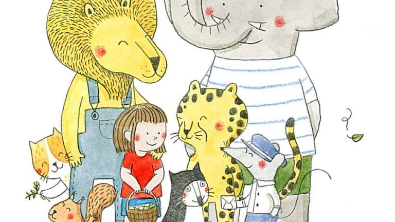Dessins d'animaux par Marianne Dubuc