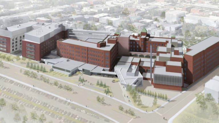 Compte-rendu de la consultation publique sur le projet de l'hôpital de Verdun