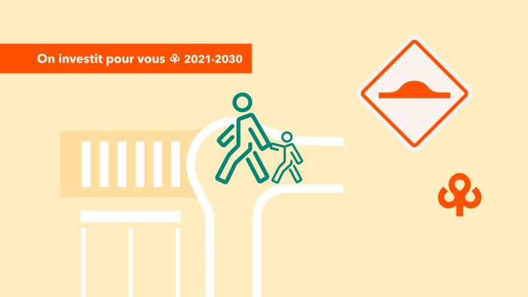 Sécurité piétons Saint-Laurent