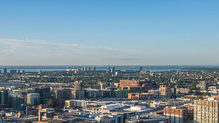 Panorama de Montréal - Plan de relance économique