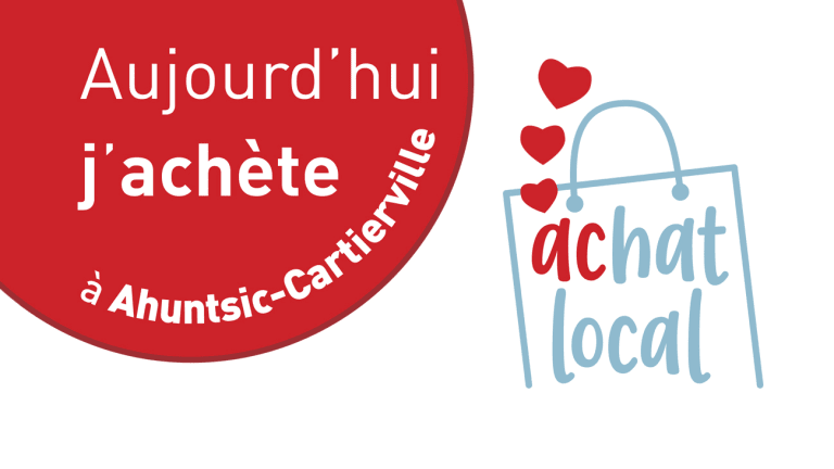 Achat local d'Ahuntsic-Cartierville