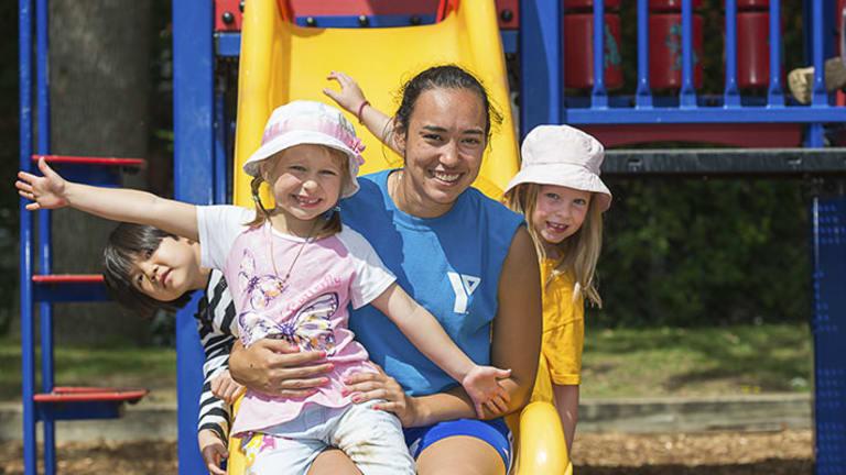 Camp de jour été 2021 à Pierrefonds-Roxboro en partenariat avec le YMCA du Québec