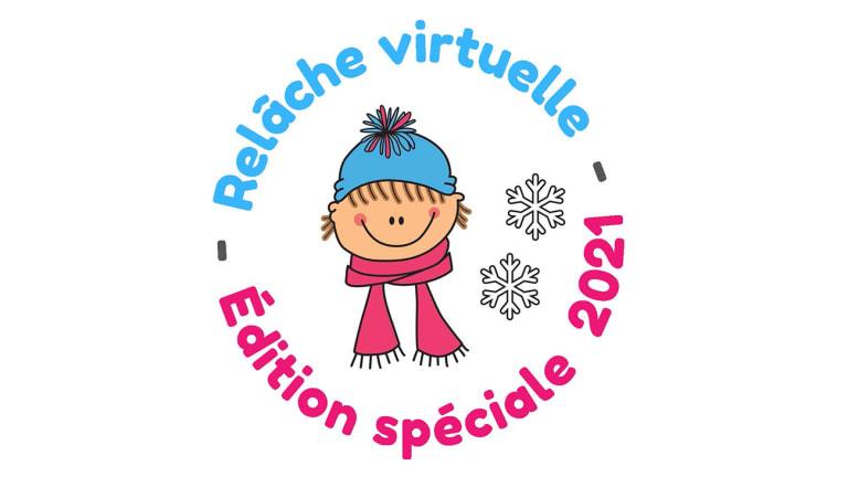Activités virtuelles organisées par le Club vacances de la relâche scolaire