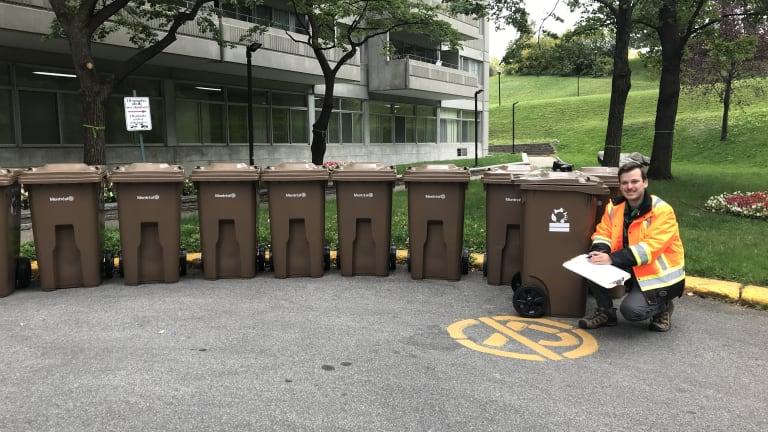 Collecte des matières organiques dans les immeubles  de 9 logements et plus