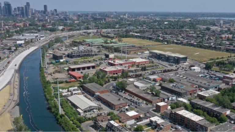 Vision urbanistique du secteur Hickson-Dupuis
