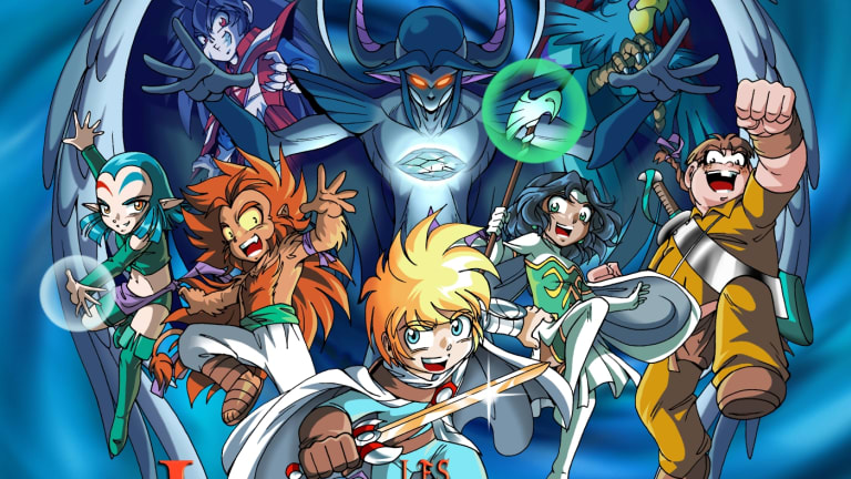 Visuel de la bande dessinée Les Légendaires
