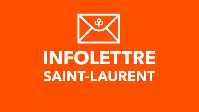Infolettre Saint-Laurent