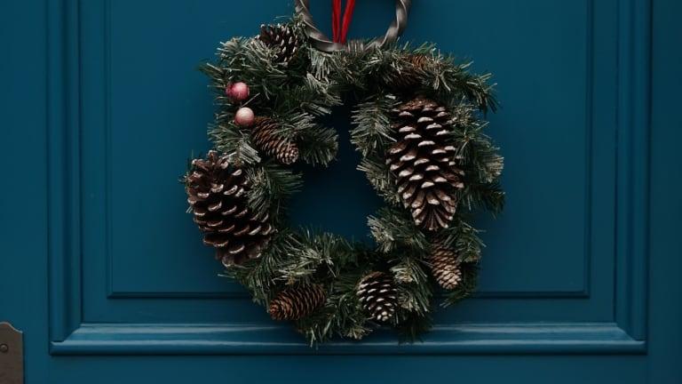 Arrondissement d'Anjou - concours décoration de Noël.