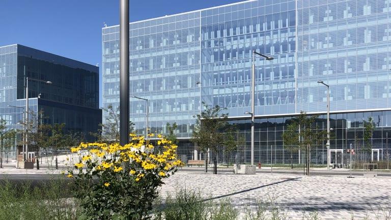 The Complexe des sciences de l'Université de Montréal