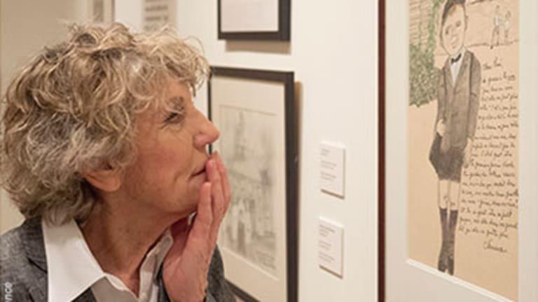 Découvrez l'exposition Clémence DesRochers - de la factrie au musée à la Maison de la culture de Pointe-aux-Trembles.