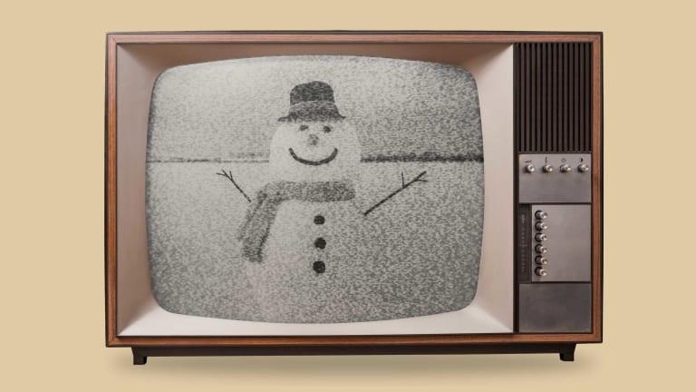 Il neige! N'ajustez pas votre appareil!