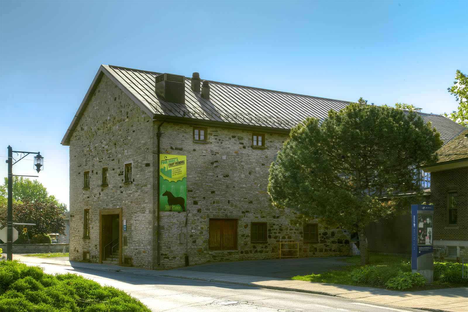 L'Entrepôt du complexe Guy-Descary à Lachine.