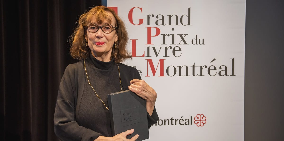 L'autrice Carole David