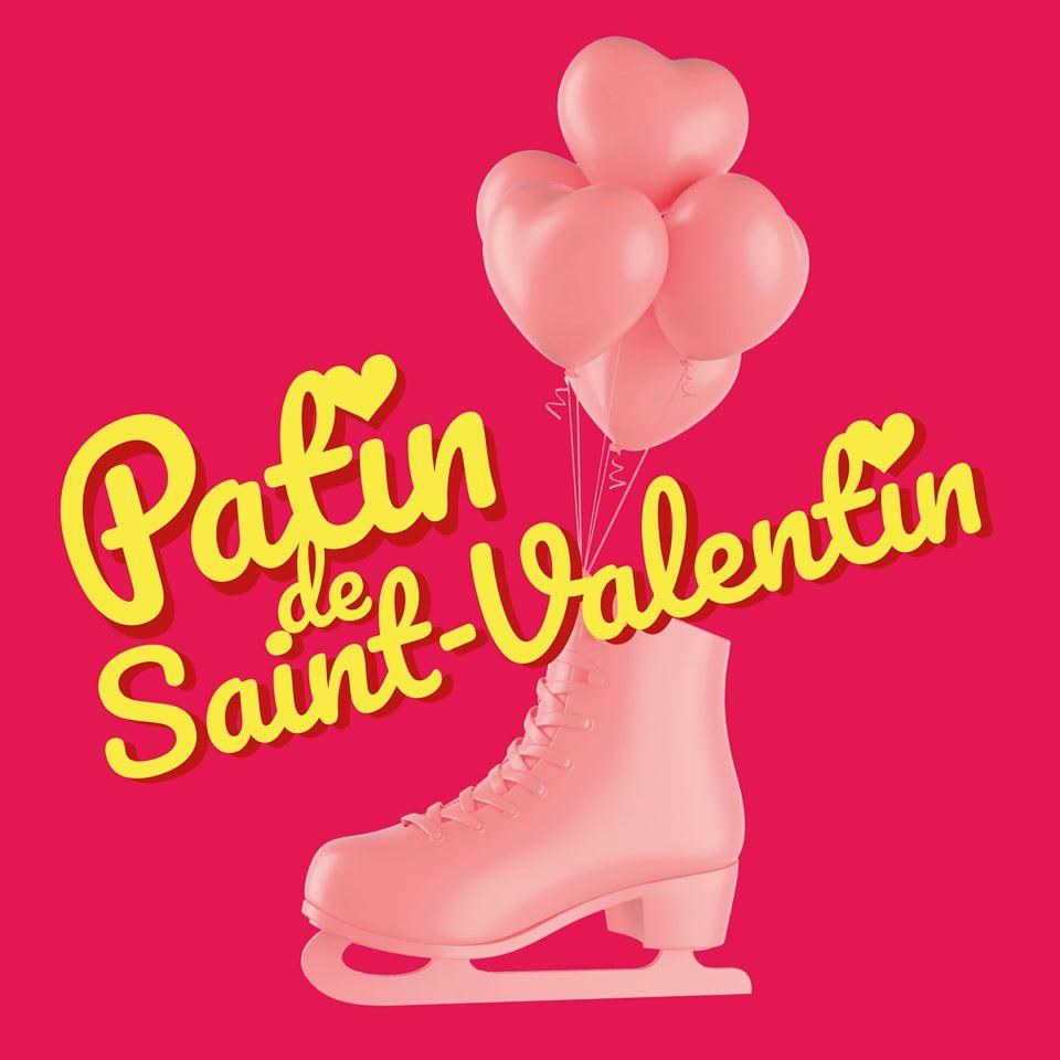 Patin de Saint-Valentin de Lachine