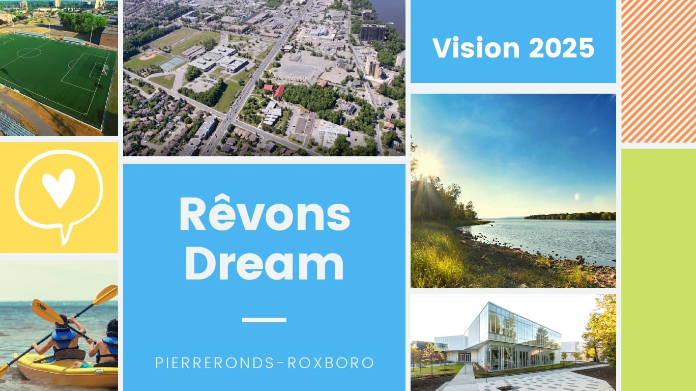 Consultation publique - Rêvons Pierrefonds-Roxboro 2025