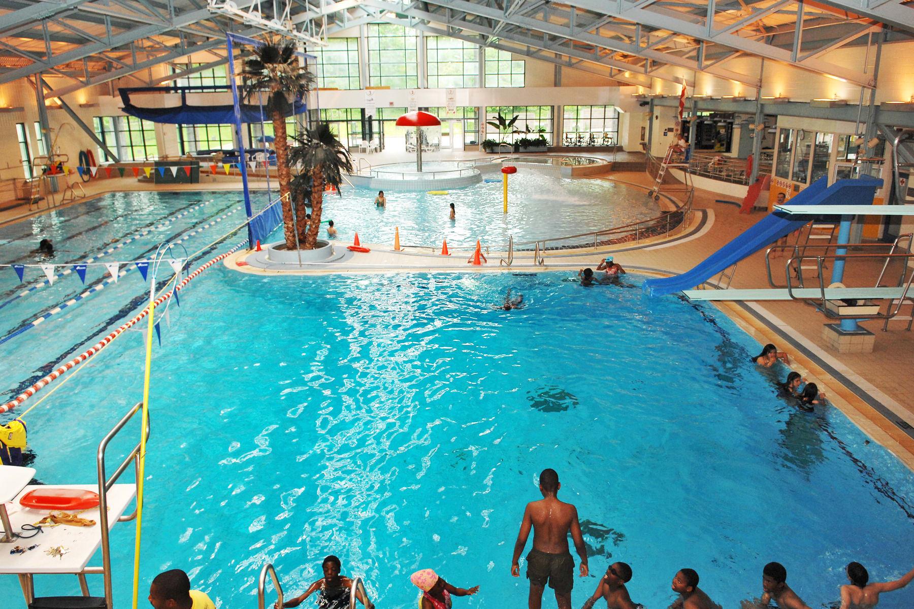 Centre aquatique de Rivière-des-Prairies