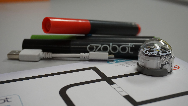 Activité Techno Ozobot