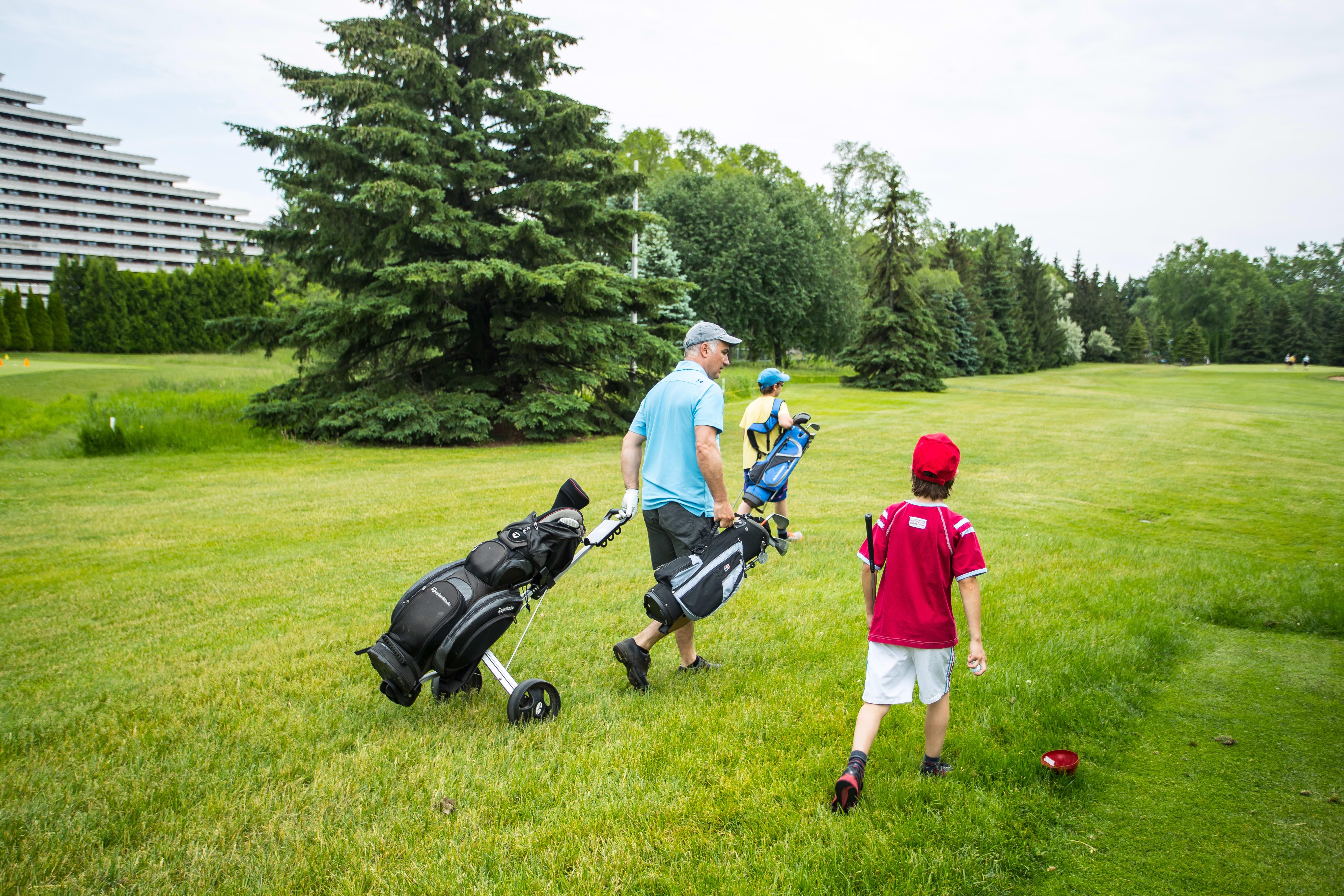 Golf municipal de Montréal