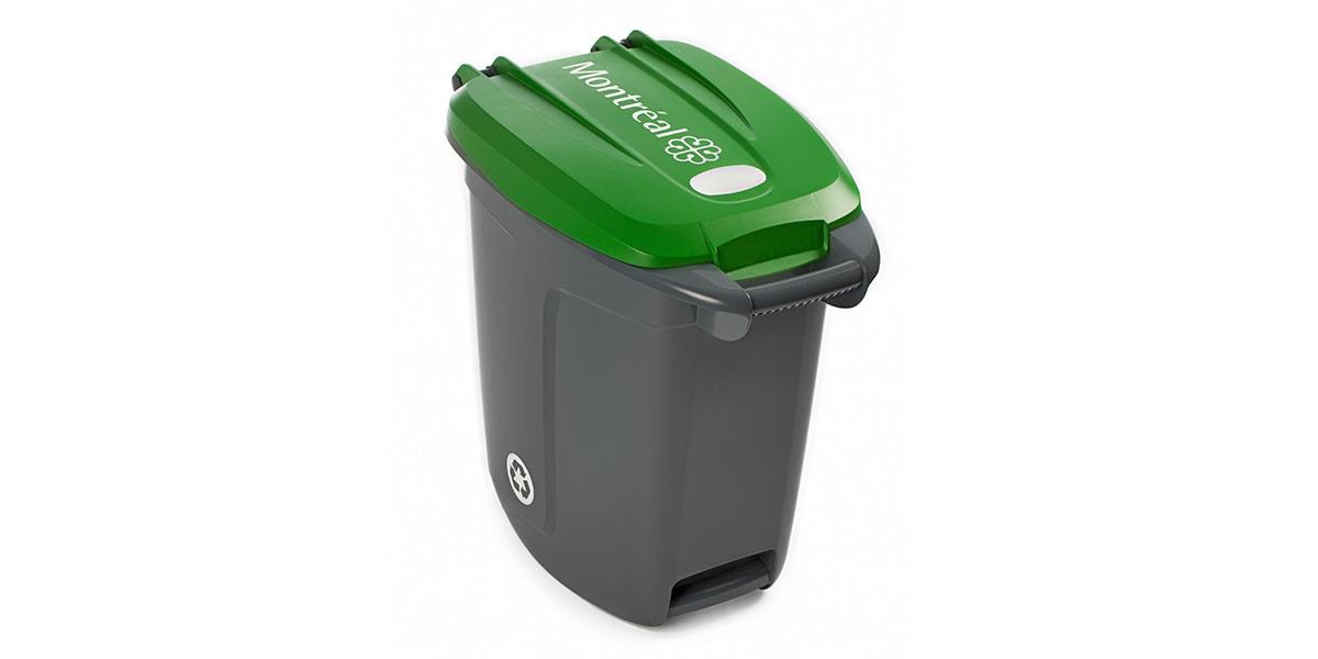 Bac recyclage dans Ville-Marie