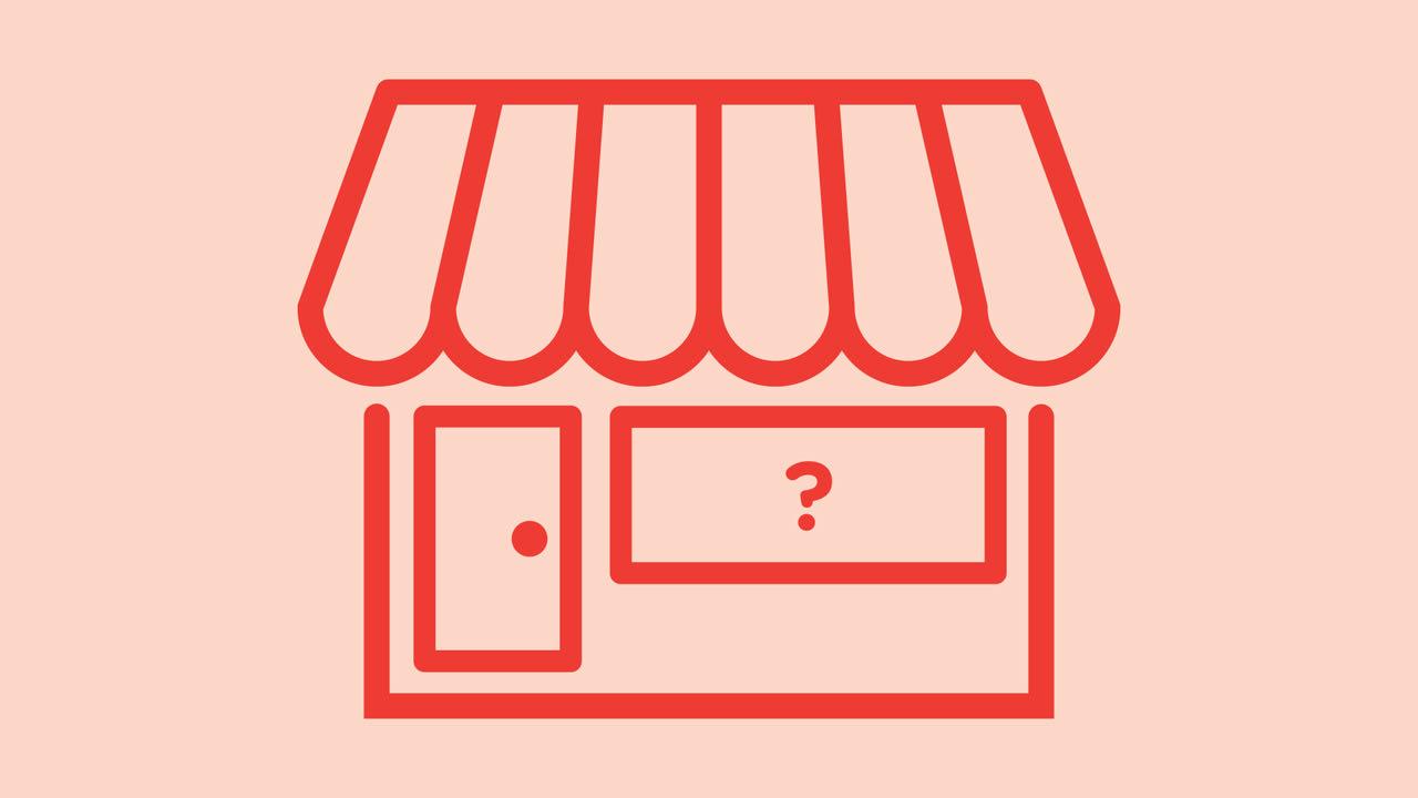 Consultation publique sur les locaux commerciaux vacants