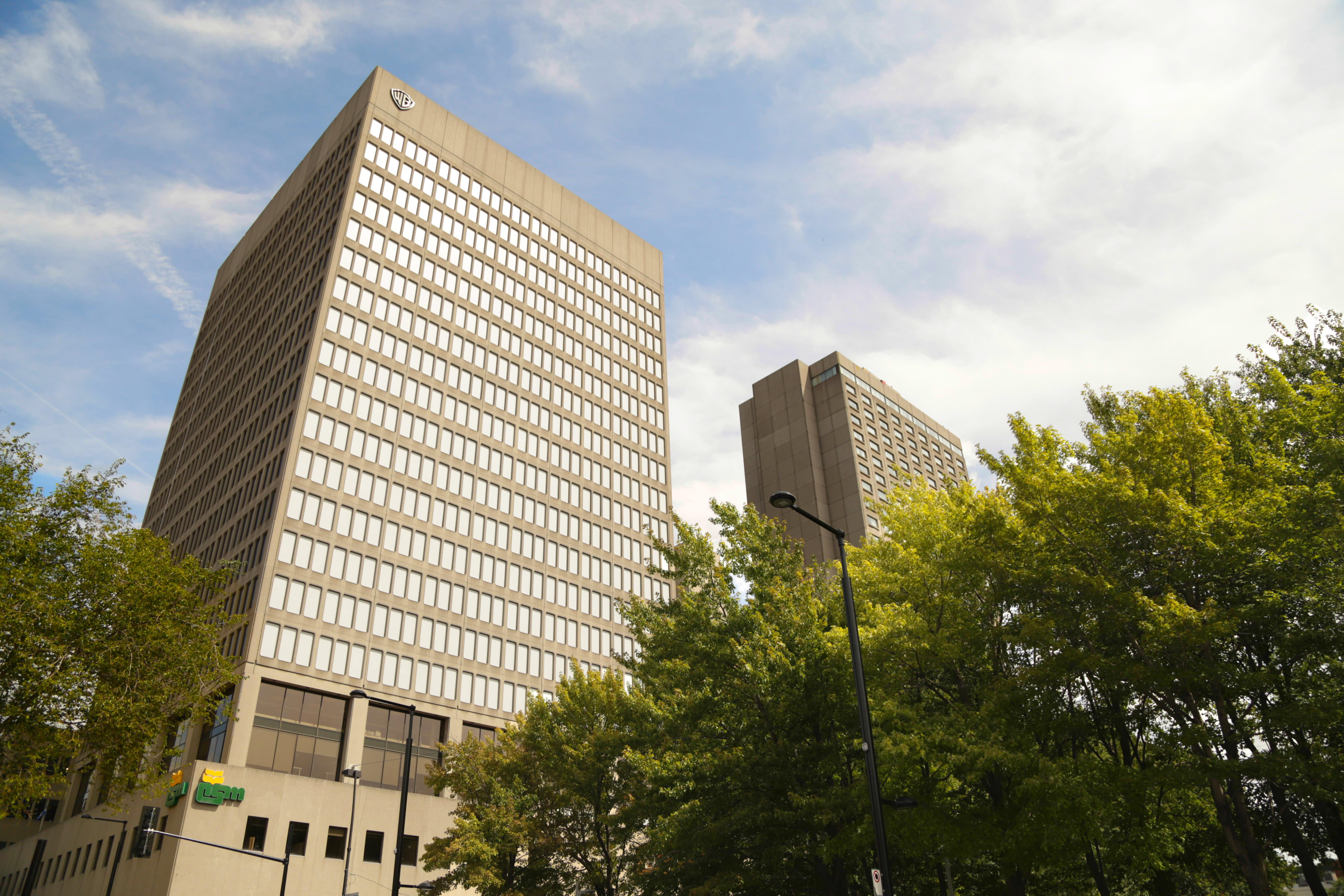 Bureau d'arrondissement de Ville-Marie