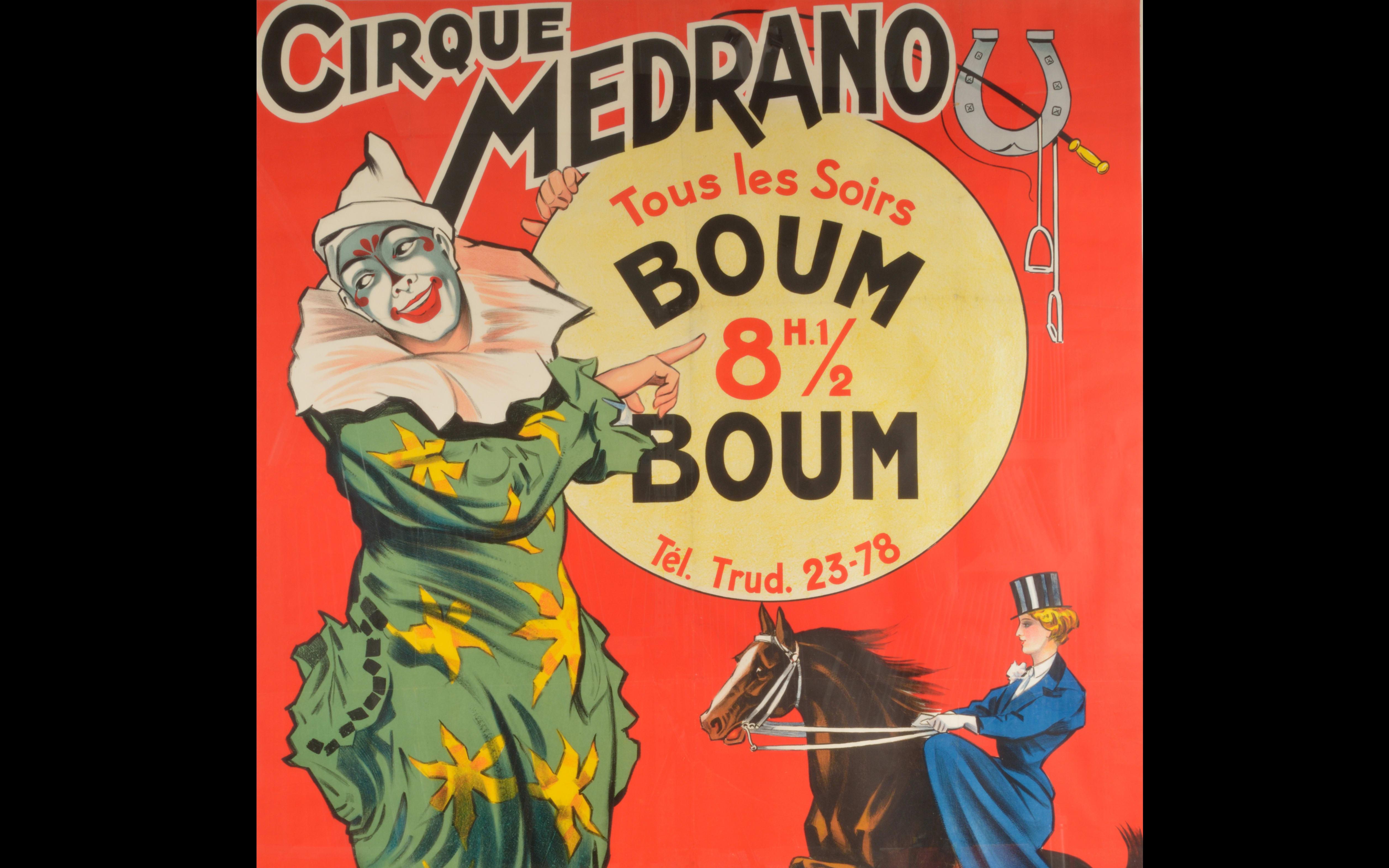 Exposition Clown et Auguste