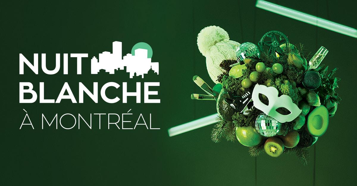 Nuit blanche Montréal