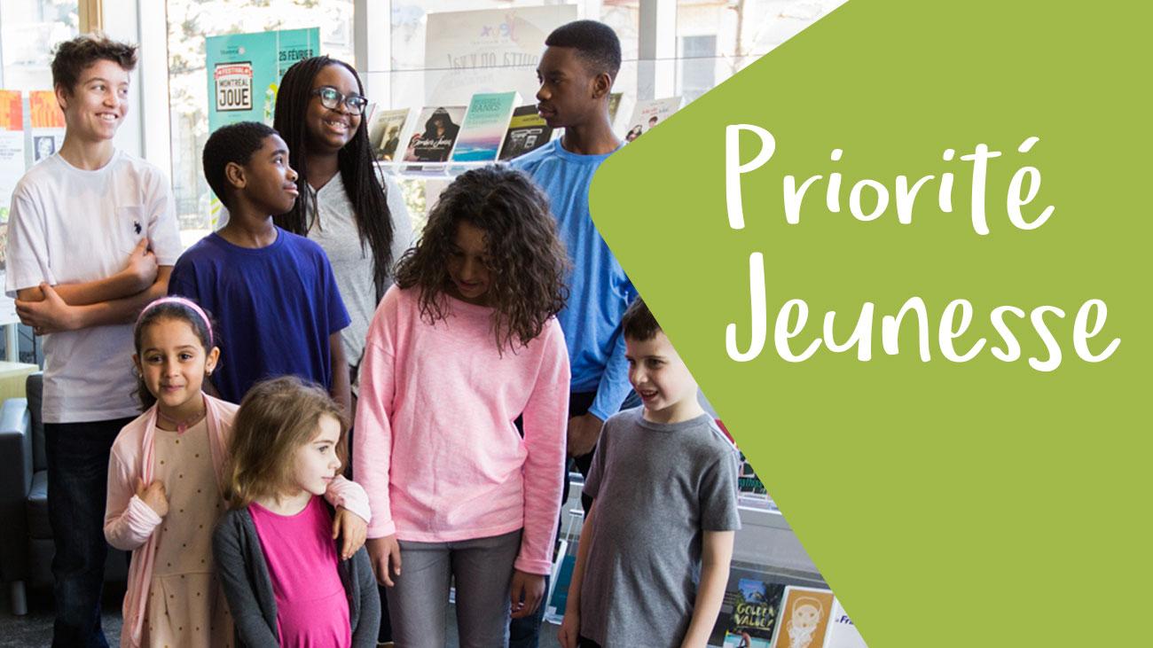 Plan collectif Priorité Jeunesse de Montréal-Nord