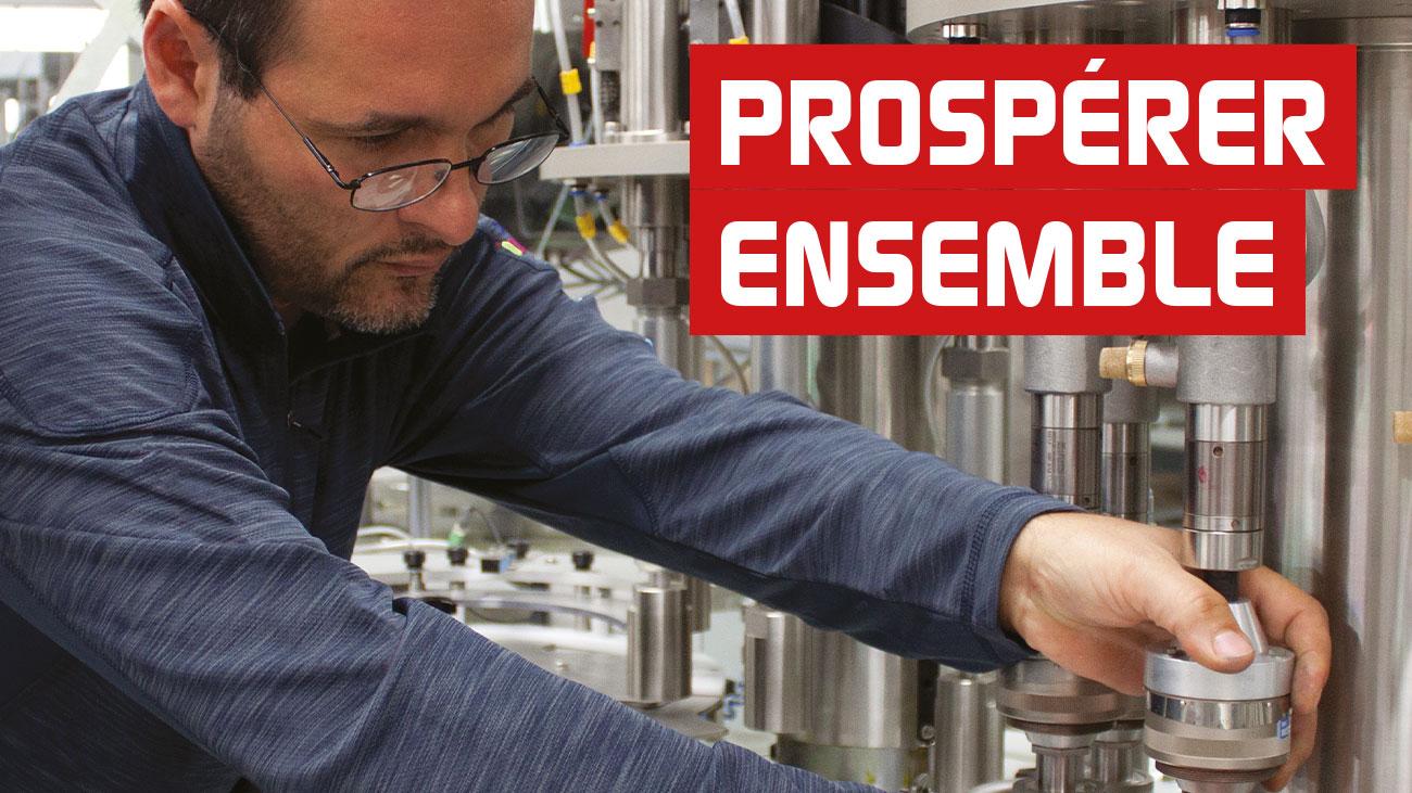Plan de développement économique de Montréal-Nord Propérer ensemble
