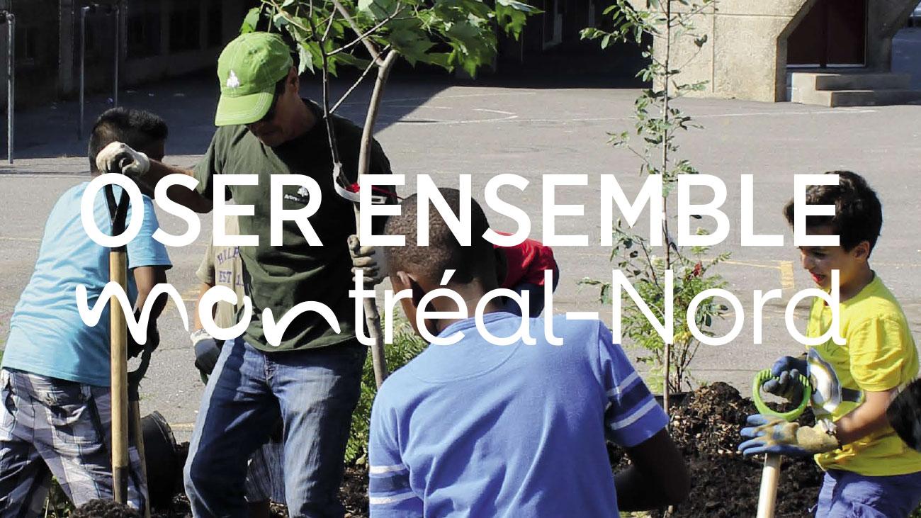 Plan d'action collectif Oser ensemble Montréal-Nord