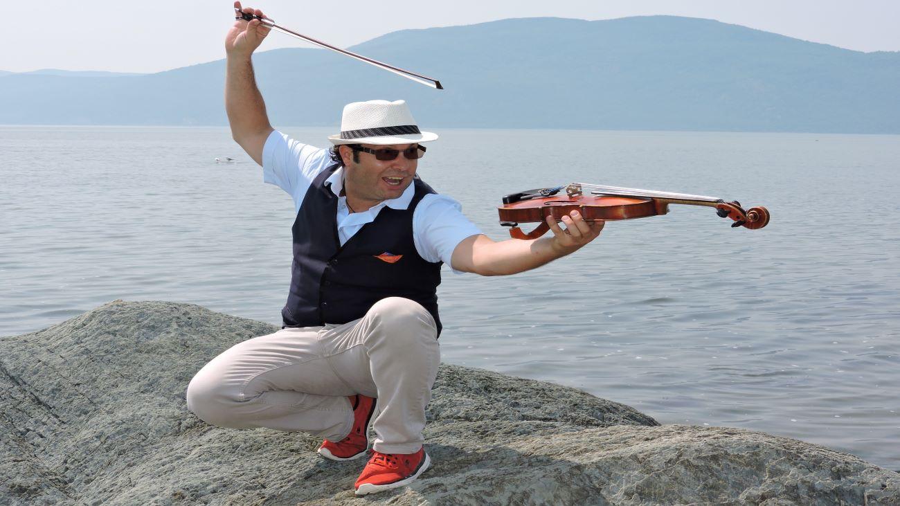 François Ouimet, violoniste