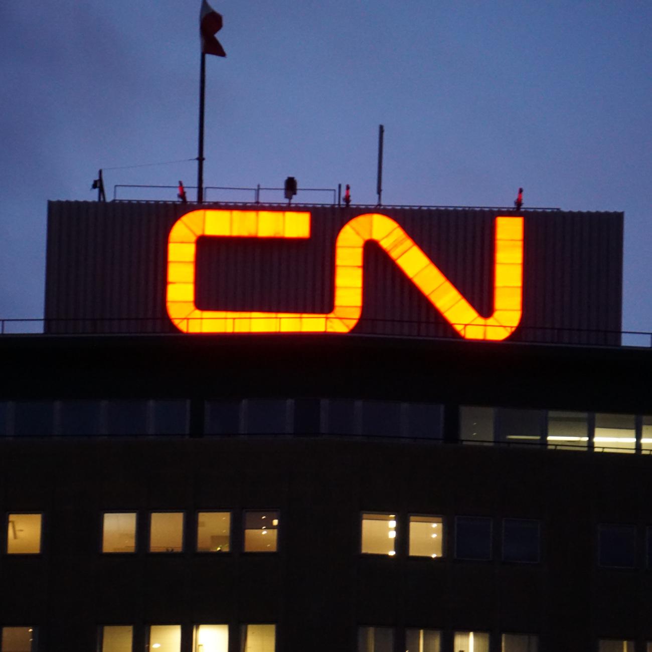 Enseigne CN