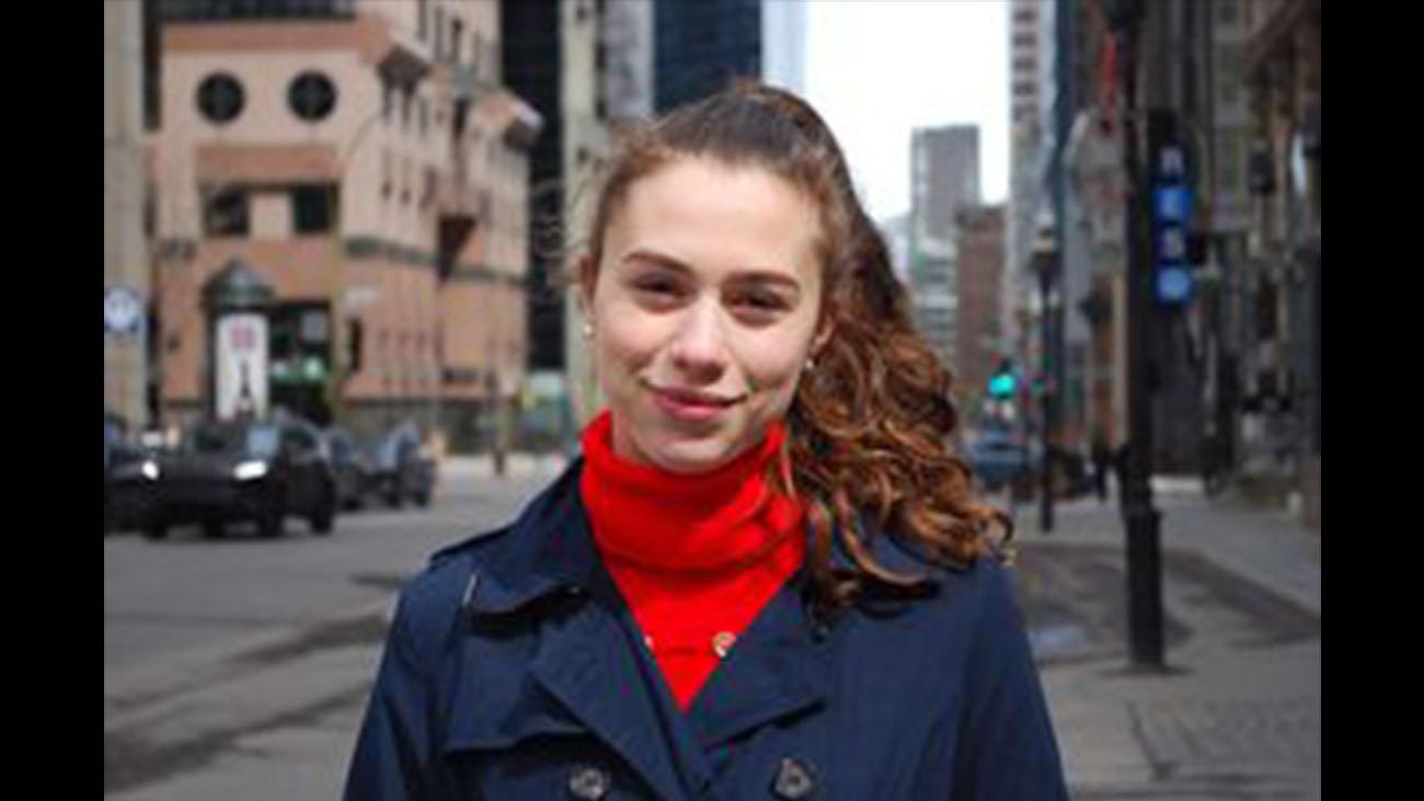 Torie Bouchard, CjV