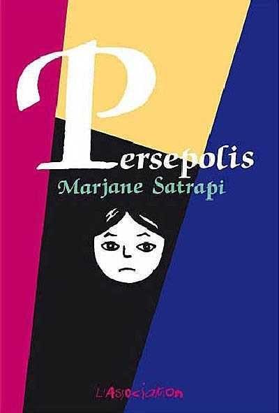 Persepolis, de Marjane Satrapi