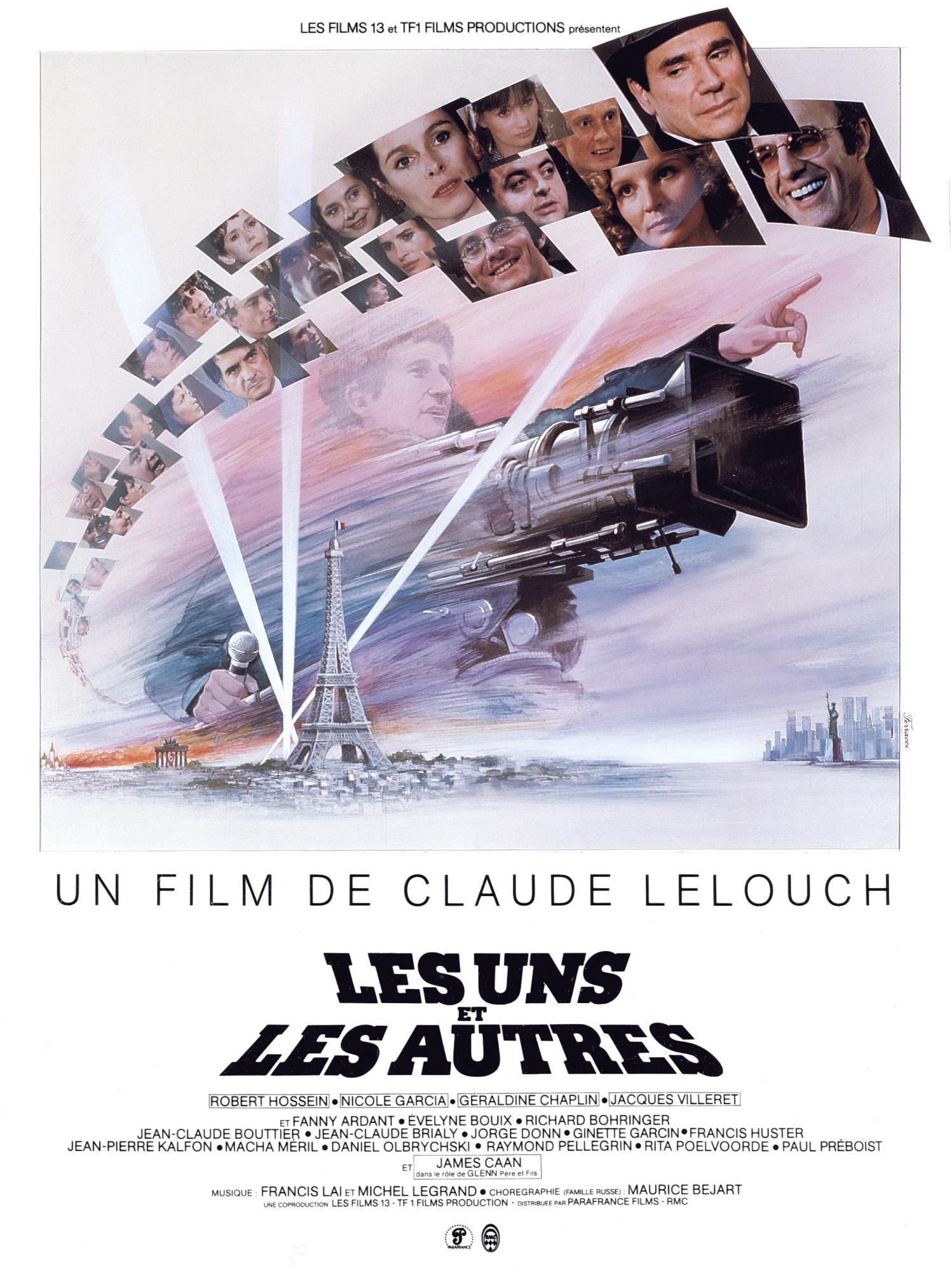 Les uns et les autres, de Claude Lelouch
