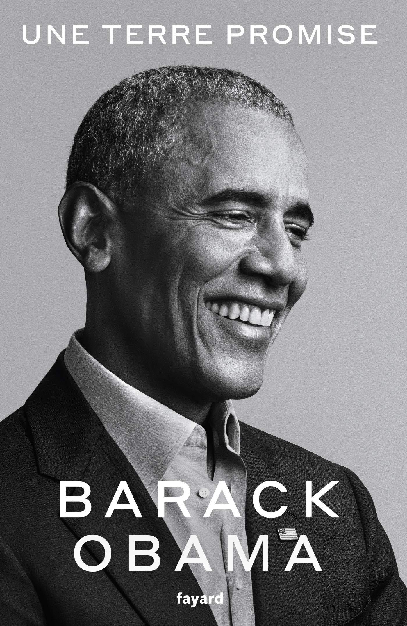 Terre promise, de Barack Obama